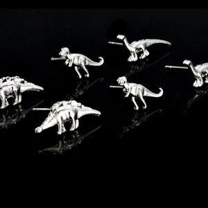 NWT Dinosaur studs